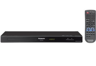 Panasonic - DVD-S38 - Blu-ray Players & DVD Players