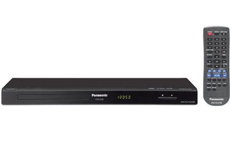 Panasonic - DVD-S38 - Blu-ray Players & DVD Players