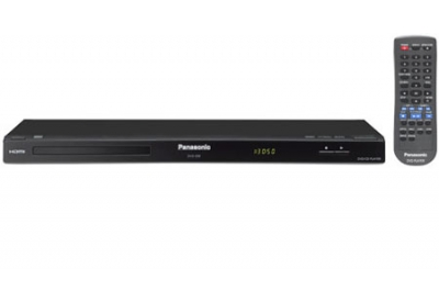 Panasonic - DVD-S58 - Blu-ray Players & DVD Players