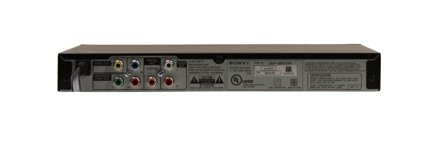 how to use travel case of dvd player