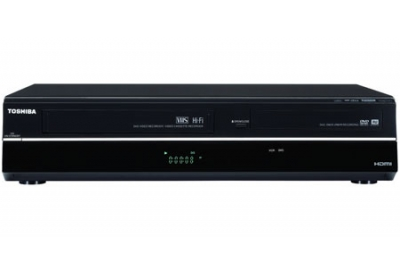 Toshiba - D-VR670 - DVD/VCR Combos