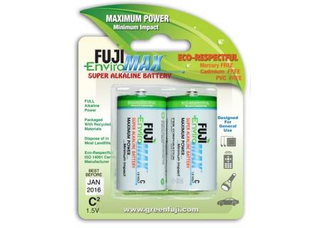 Fujifilm - EC-C2 - Alkaline Batteries