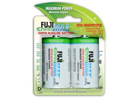 Fujifilm - EC-D2 - Alkaline Batteries