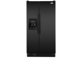 Whirlpool - ED5KVEXVB - Side-by-Side Refrigerators