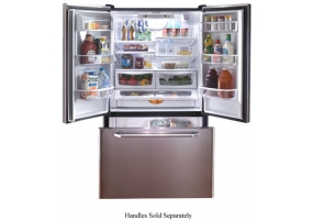 Dacor - EF36BNFSS - Bottom Freezer Refrigerators