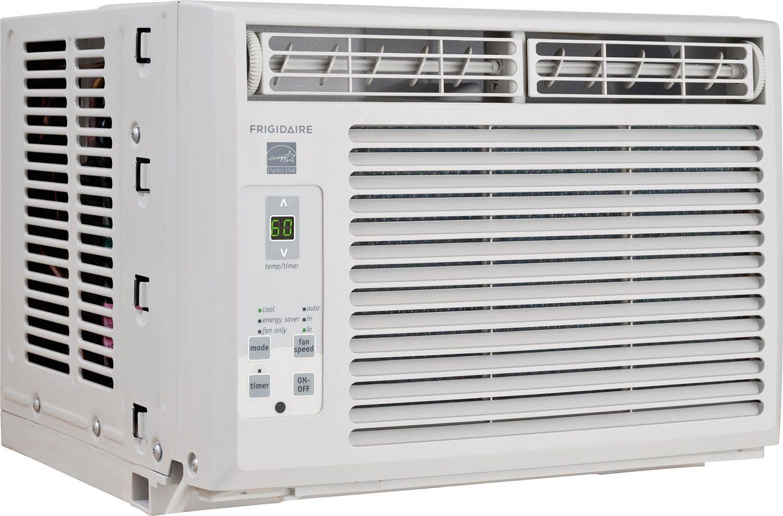 Frigidaire 5 000 BTU 12.2 EER 115V Window Air Conditioner FFRE0533S1 #5B4D4A