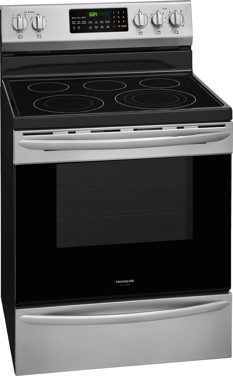 Frigidaire Gallery Stainless Electric Range Fgef3059tf