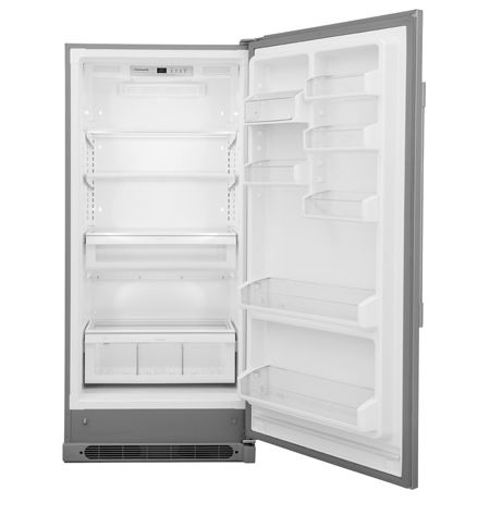 Frigidaire Professional Stainless Steel Freezerless Refrigerator Fpru19f8rf 1