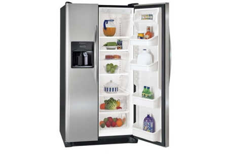 Frigidaire - FRS6HR5JSB - Side-by-Side Refrigerators