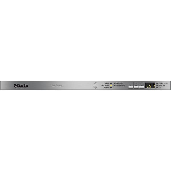 Miele Futura Plus Custom Panel Dishwasher G4975scvi