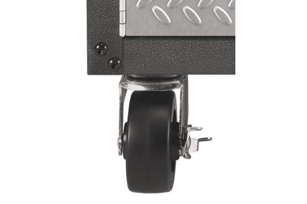 Gladiator Garageworks Ready-To-Assemble Modular GearBox Caster Kit - GACK04KDSX