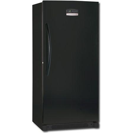frigidaire black frost free upright freezer glfh21f8hb abt. Black Bedroom Furniture Sets. Home Design Ideas