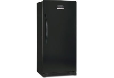 frigidaire black frost free upright freezer glfh21f8hb abt. Black Bedroom Furniture Sets. Home Design Ideas