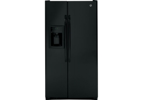 GE - GSHF3KGZBB - Side-by-Side Refrigerators