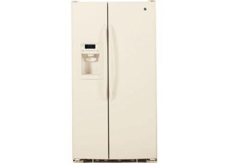 GE - GSHF3KGZCC - Side-by-Side Refrigerators