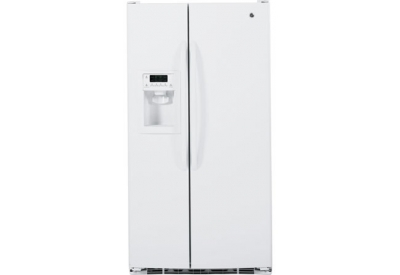 GE - GSHF3KGZWW - Side-by-Side Refrigerators
