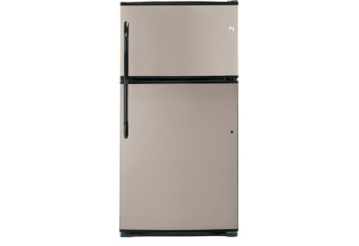 GE - GTL21KBWBS - Top Freezer Refrigerators