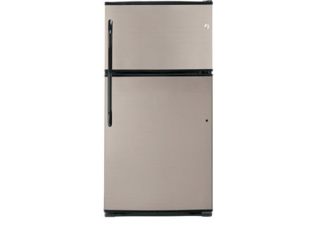 GE - GTL21KBWBS - Top Freezer Refrigerators
