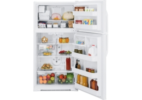 GE - GTS21KCXWW - Top Freezer Refrigerators