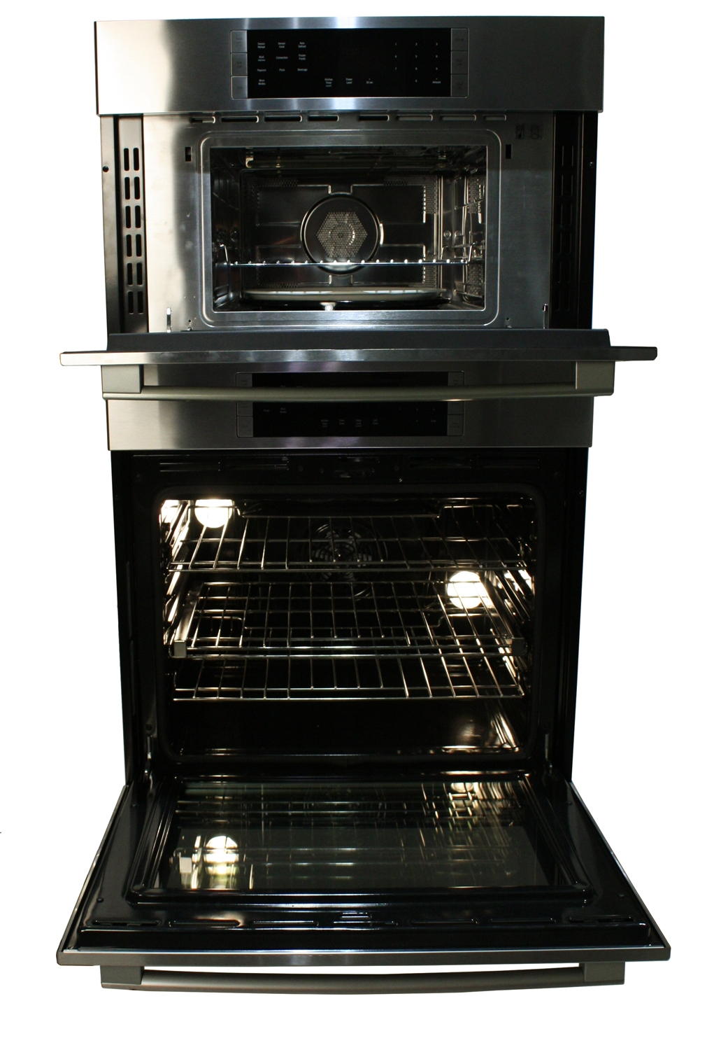 Bosch 800 30 Quot Electric Microwave Combo Oven Hbl8751ss
