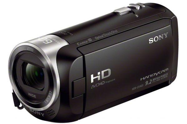 Large image of Sony Black Full HD 60p Camcorder - HDRCX405/B