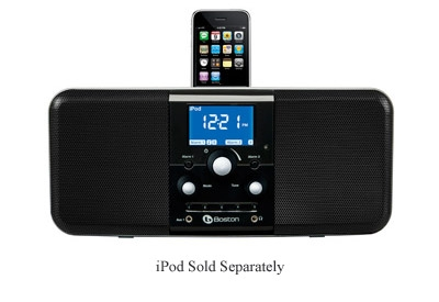 Boston Acoustics - Duo-i Plus - iPod Docks