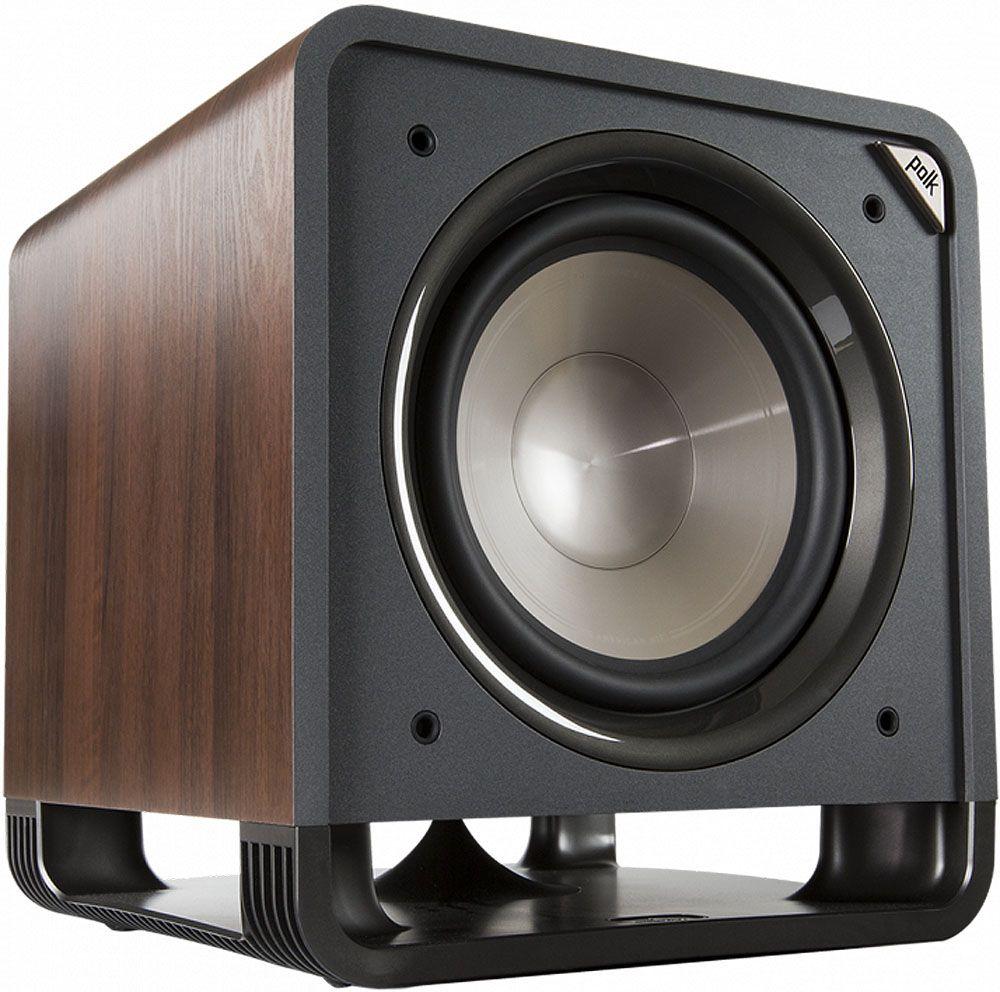 ... Powered Classic Brown Walnut Subwoofer - AM6516-A Polk Audio AM6516-A -  1 ...