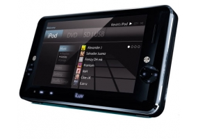 iLuv - i1166 - Portable DVD Players