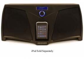 Kicker - iK501 - iPod Audio Stations