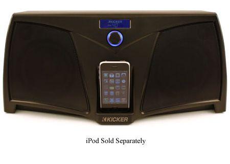 Kicker - iK501 - iPod Docks