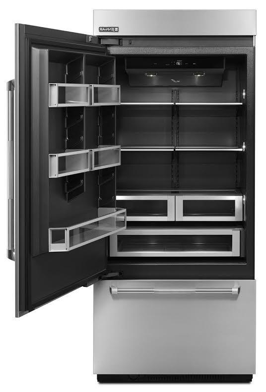 Jenn Air 36 Quot Built In Freezer Refrigerator Jb36nxfxle
