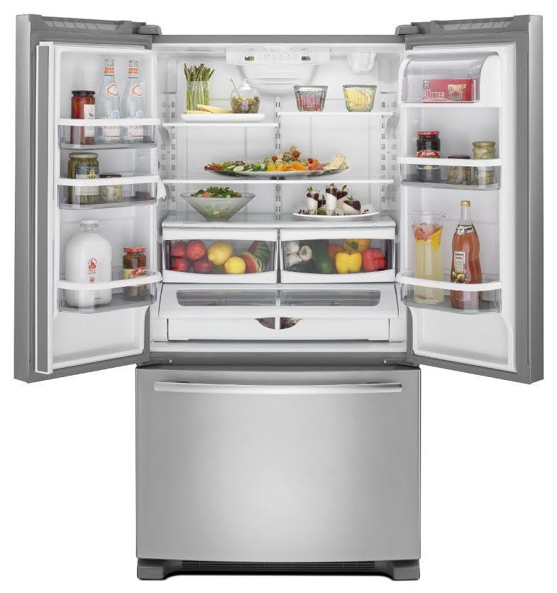 Side By Side Kühlschrank French Door mit besten Bildsammlungen