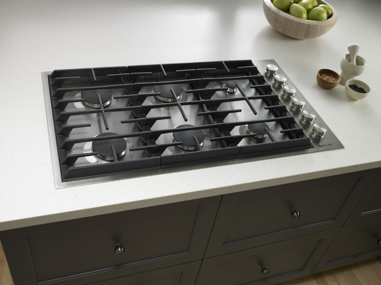 Jenn air stainless steel gas grill - Main Image 1