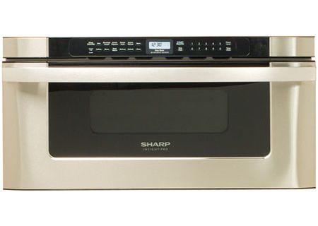 Sharp - KB-6525PS - Microwaves