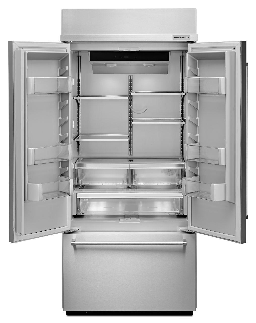 KitchenAid 20.8 Cu. Ft. Built-In Refrigerator -KBFN506ESS