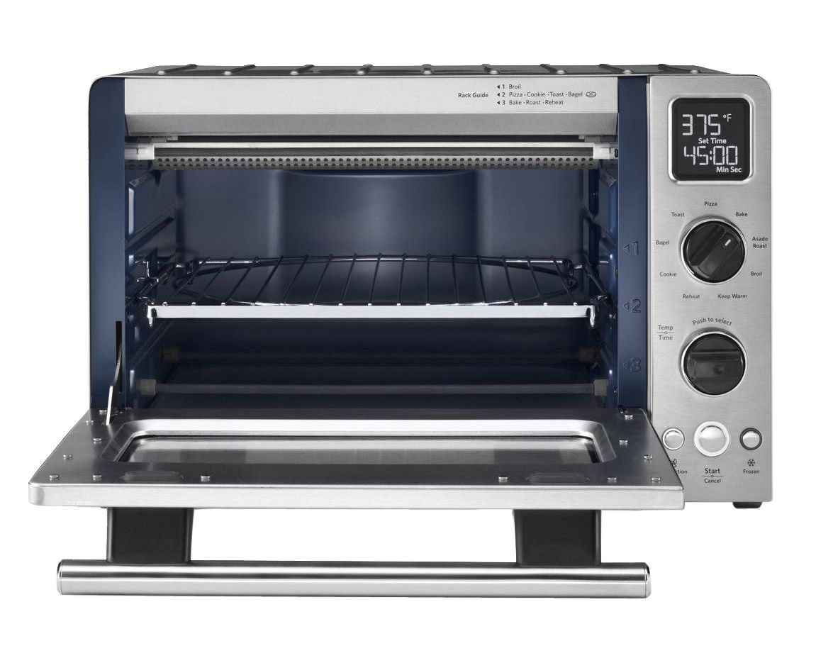 Kitchenaid Countertop Convection Oven Kco273ss : Full-Size Oven Performance/ 12