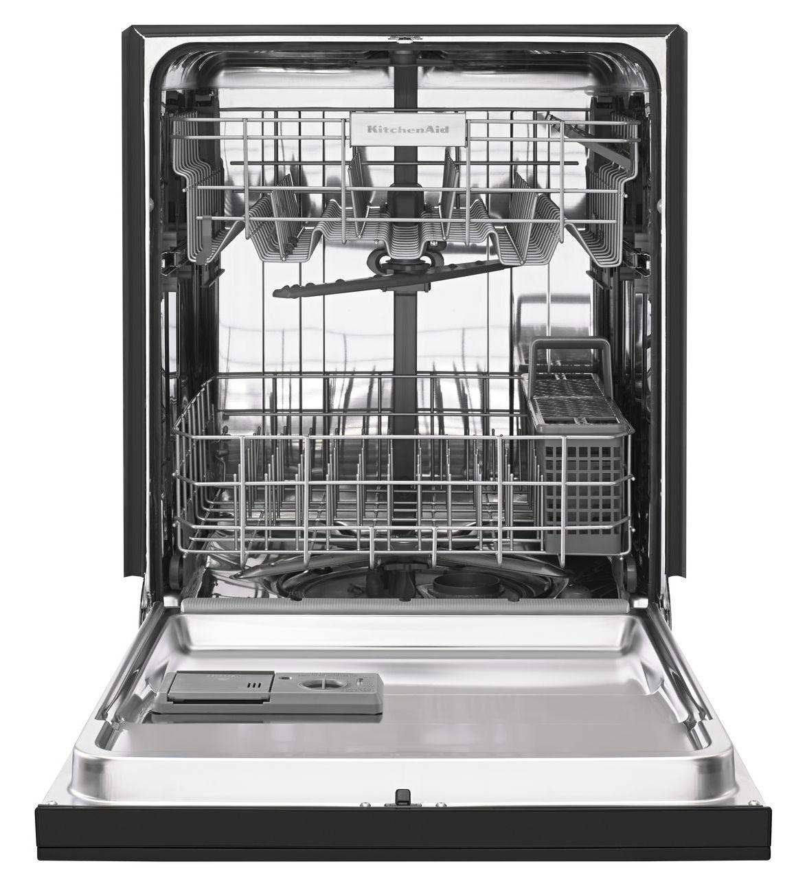 kitchenaid dishwashers with third rack