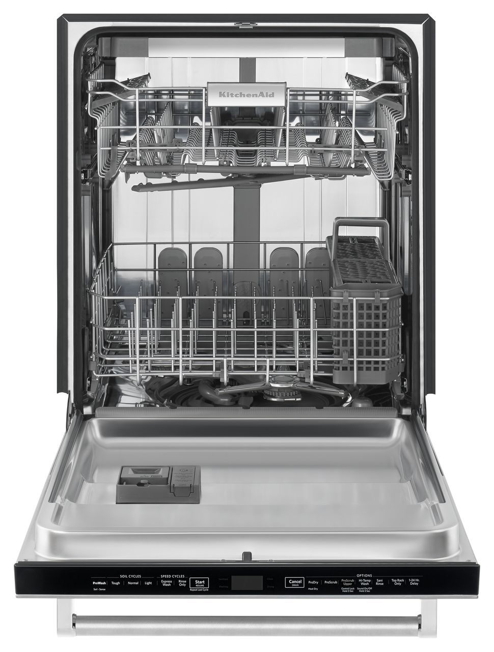 How To Use Kitchen Aid Dishwasher