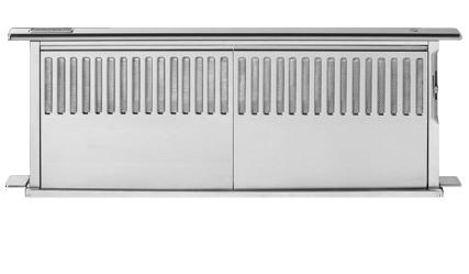 Kitchenaid 36 Quot Integrated Retractable Downdraft Vent