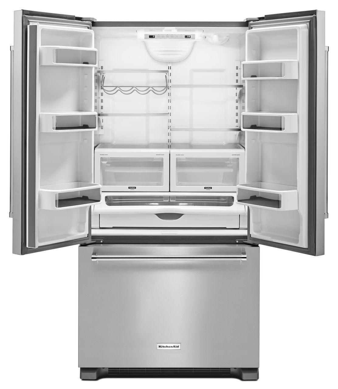 KitchenAid Overlay French Door Refrigerator - KRFC302EPA