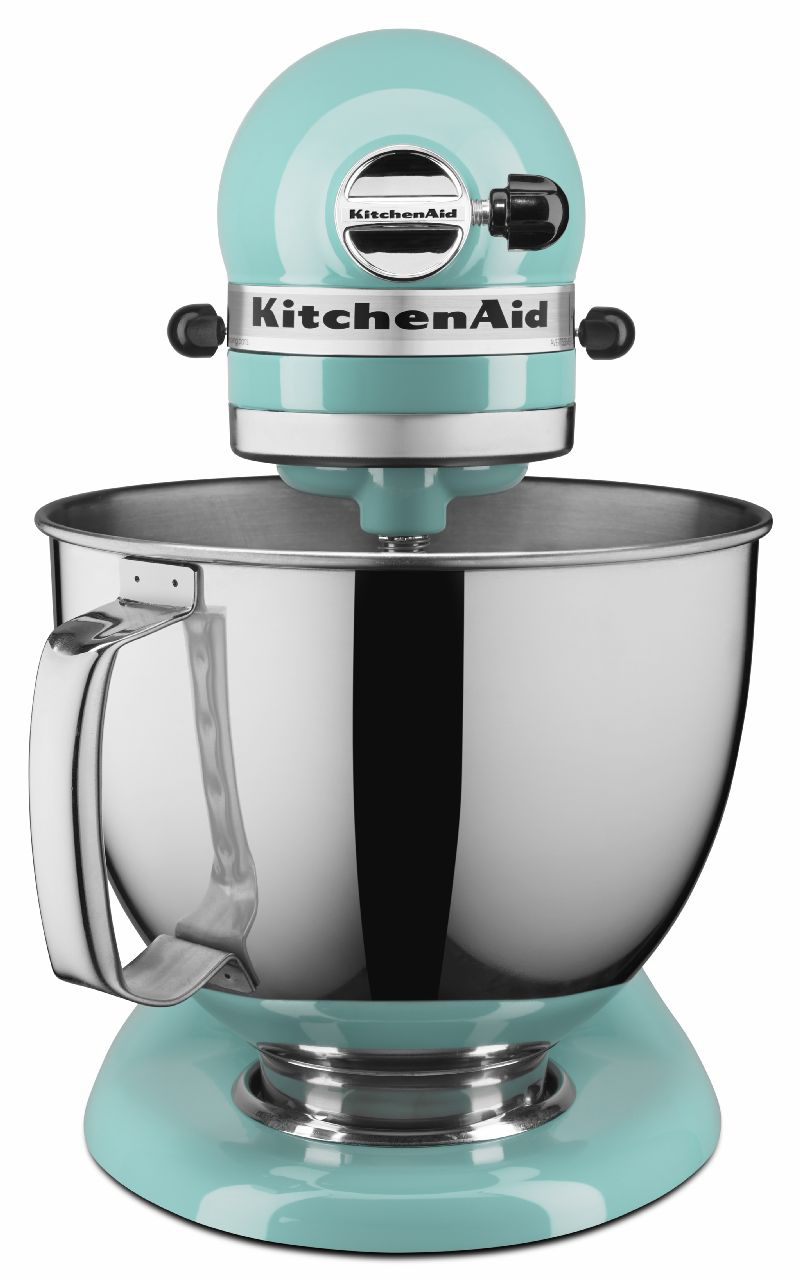 Kitchenaid Artisan Aqua Sky Stand Mixer Ksm150psaq