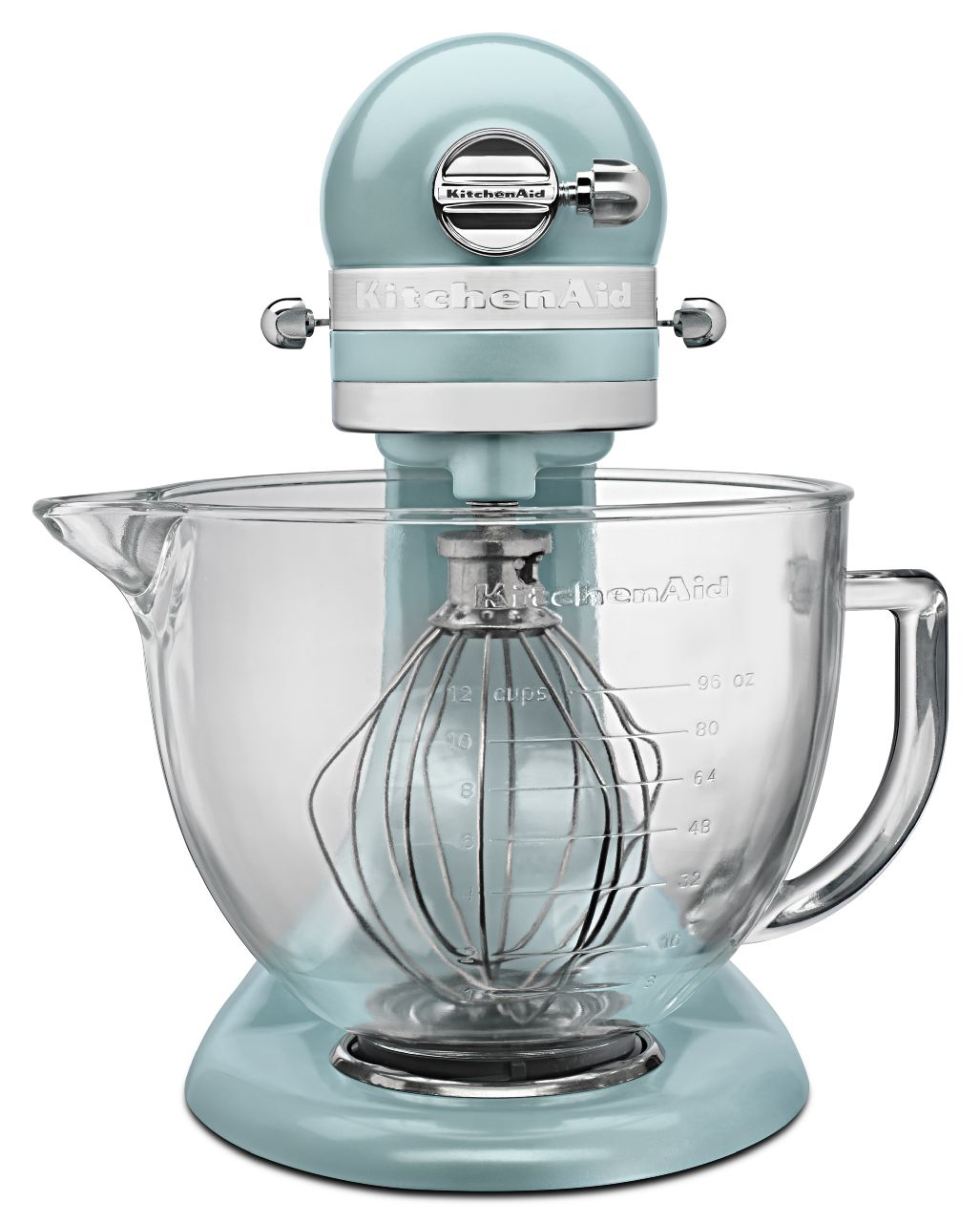 Kitchenaid Artisan Design Blue Stand Mixer Ksm155gbaz