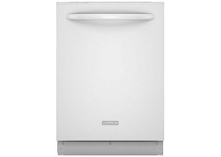 KitchenAid - KUDC03FVWH - Dishwashers