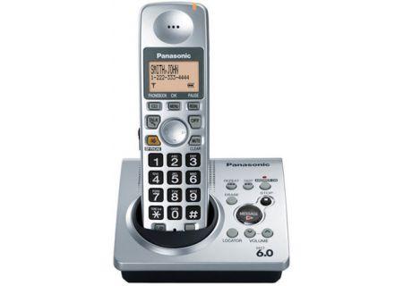 Panasonic - KX-TG1031S - Cordless Phones