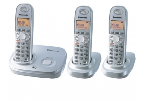 Panasonic - KX-TG6313S - Cordless Phones