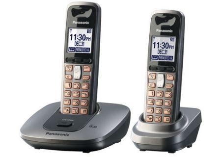 Panasonic - KX-TG6412M - Cordless Phones