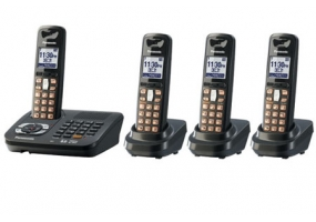 Panasonic - KX-TG6444T - Cordless Phones