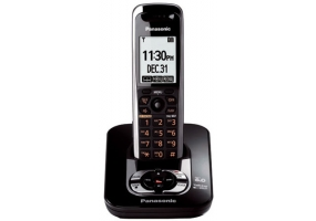 Panasonic - KX-TG7431B - Cordless Phones