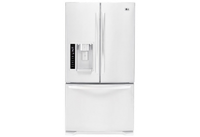LG - LFX25975SW - Bottom Freezer Refrigerators