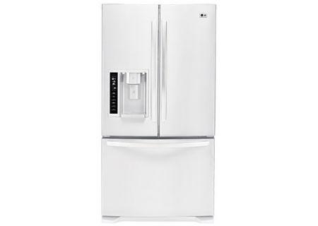 LG - LFX25975SW - Bottom Freezer Refrigerators